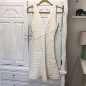 Herve Leger Bandage A-line Dress